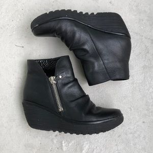 Fly Ankle Boots